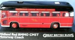 MIDLAND RED BMMO CM5T MOTOWAY COACH