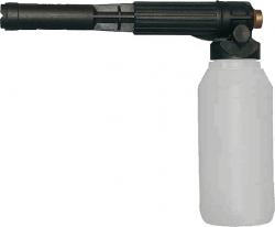 PA Foam Injector Head With Bottle