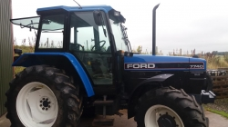 Ford 7740 SOLD