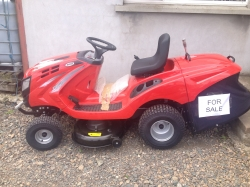New Ride on Lawnmower