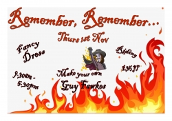 Remember Remember - 01.11.18
