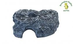 Komodo Rock Den Small Grey