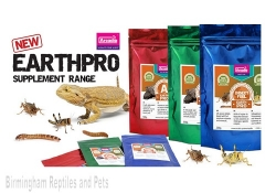 Arcadia EarthPro Insect Fuel 250g