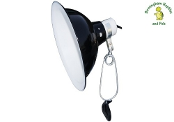 Komodo Bulb Dome Clamp Lamp 150w