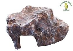 Komodo Rock Den Large Brown