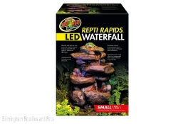 Zoo Med LED Waterfall Small Rock