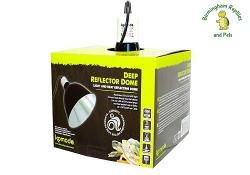 Komodo Deep Reflector Dome (Max 200w)