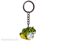 Horned Frog Keyring