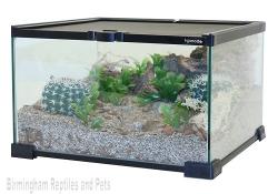 Komodo Nano Habitat 31cm x 31cm x 20cm