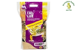 ProRep Leo Life, Mixed Desert Substrate, 10 Litre