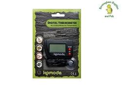 Komodo Digital Thermometer Min/Max