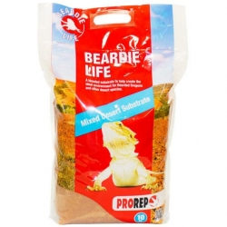 ProRep Beardie Life, Mixed Desert Substrate, 10 Litre