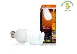 Exo Terra 10% 25w Compact U.V Bulb