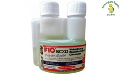 F10 SCXD Veterinary Disinfectant and Cleaner 100ml