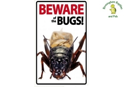 Beware of the Bugs