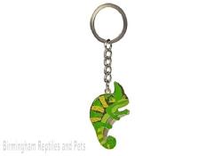 Veiled Chameleon Keyring