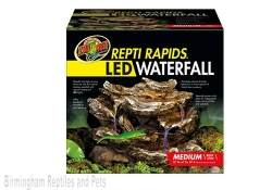 Zoo Med LED Waterfall Medium Rock