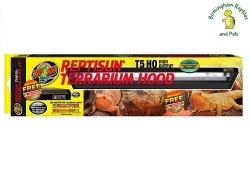 Zoo Med ReptiSun T5 HO UV Hood 60cm