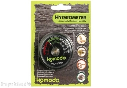 Komodo Dial Hygrometer