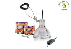 Arcadia Clamp Lamp 5.5