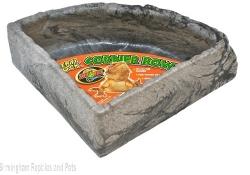 Zoo Med Repti Rock Corner Bowl Large