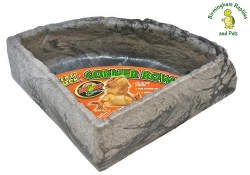 Zoo Med Repti Rock Corner Bowl Large