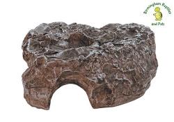 Komodo Rock Den Small Brown