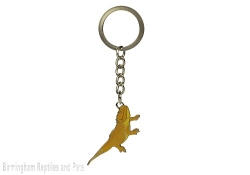 Bearded Dragon Keyring