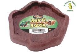 Zoo Med Repti Rock Food Dish Small