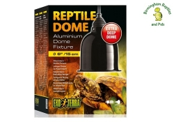 Exo Terra Reptile Dome with Bracket