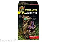 Zoo Med LED Waterfall Medium Wood