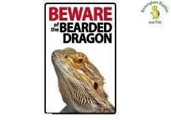 Beware of the Bearded Dragon