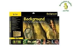 Exo Terra Rock Background 90cm x 45cm