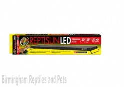"Zoo Med ReptiSun LED Hood 30""-38"""
