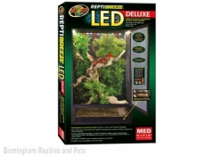 Zoo Med ReptiBreeze LED Deluxe Medium