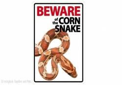 Beware of the Corn Snake