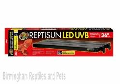 "Zoo Med ReptiSun LED UV Hood 36"""