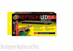 Zoo Med ReptiSun LED Hood 9