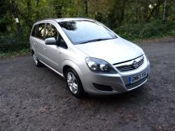 Vauxhall/Opel Zafira 1.6i 16v VVT ( 115ps ) 2013 (63reg)