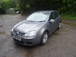 Volkswagen Golf 1.9 TDI Match Hatchback 5dr 2008 (58 reg), Hatchback