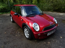 MINI Hatch 1.6 One Seven 3dr ONE OWNER FROM NEW 2005 (55 reg),