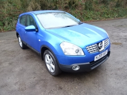 Nissan Qashqai 1.5 dCi Acenta 2WD 5dr\\SOLD//