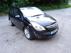 Vauxhall Corsa 1.4 i 16v SE 5dr (a/c) SERVICE HISTORY 2011 (11 reg), Hatchback