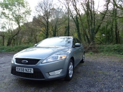 Ford Mondeo 2.0 Zetec 5dr ONLY ONE FORMER KEEPER \\SOLD//