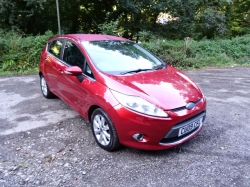 Ford Fiesta 1.4 Zetec 5dr NEW CAMBELT KIT FITTED 2009 (09 reg), Hatchback