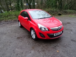 Vauxhall Corsa 1.0 i ecoFLEX 12v Excite 3dr ONE OWNER FROM NEW 2014 (64 reg), Hatchback