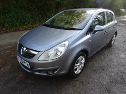 Vauxhall Corsa 1.0 i ecoFLEX 12v Energy 5dr (a/c)ONE OWNER FROM NEW 2010 (10 reg), Hatchback