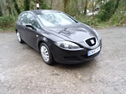 SEAT Leon 1.9 TDI Reference 5dr ONE FORMER KEEPER 2007 (57 reg), Hatchback