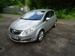 Vauxhall Corsa 1.4 i 16v Design 5dr (a/c)  2010 (59reg)
