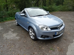 Vauxhall Tigra 1.4 i 16v Exclusiv 2dr (a/c) ONLY 41,000 MILES 2007 (07 reg), Convertible